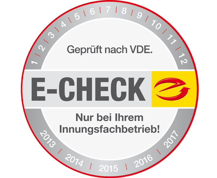 E-Check Service Elektrotechnik Elektroinstallation