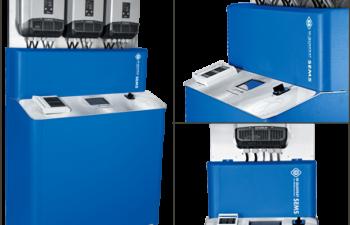 Stromspeicher Speichersystem