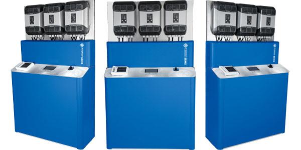 W-QUADRAT SEMS Stromspeicher Speichersystem Eigenverbrauch