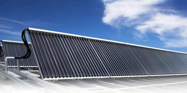 Solarthermie Gewerbe Industrie