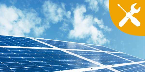 Solar Service Photovoltaik Repowering E-Check PV