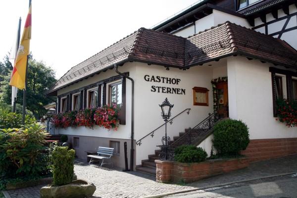 Hotel Sternen Gernsbach Staufenberg