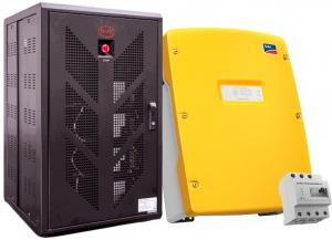 Solar Photovoltaik Stromspeicher Energiespeicher BYD B-Box mit Sunny Island und HomeManager 2.0