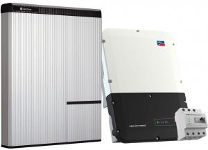 Solar Photovoltaik Stromspeicher Energiespeicher LG Chem RESU Hochvolt mit SunnyBoy Storage und HomeManager 2.0